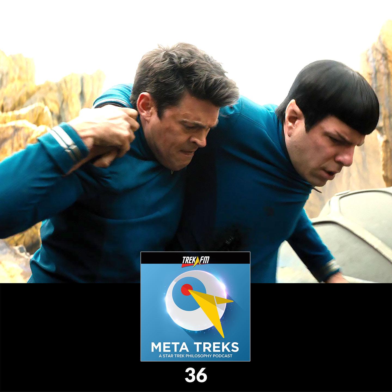 Meta Treks 36: Stronger Together - The Philosophy of Star Trek Beyond.