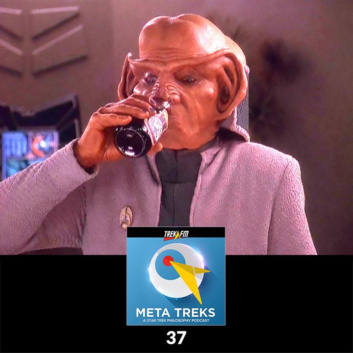 Meta Treks 37: Take Away Their Root Beer - Deep Space Nine Season 7 - Essential Trek Philosophy.