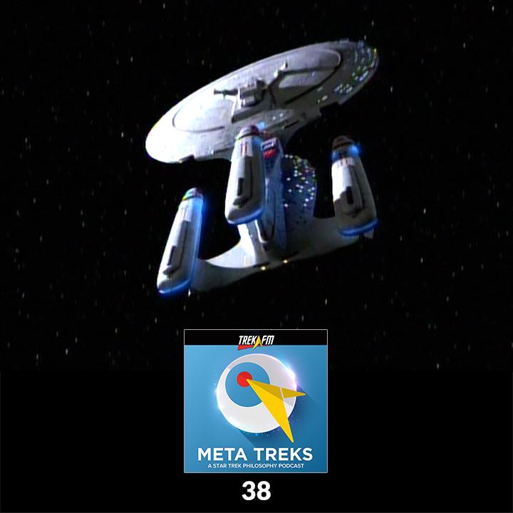 Meta Treks 38: How Many Nacelles - Starship Phenomenology.