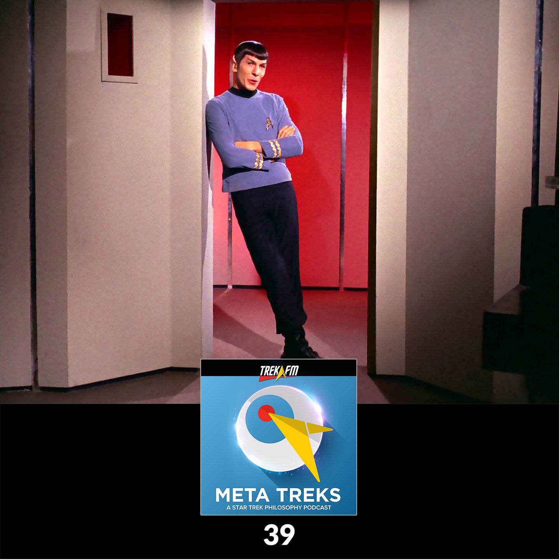 Meta Treks 39: Something Borrowed, Something Blue - Return to Tomorrow.