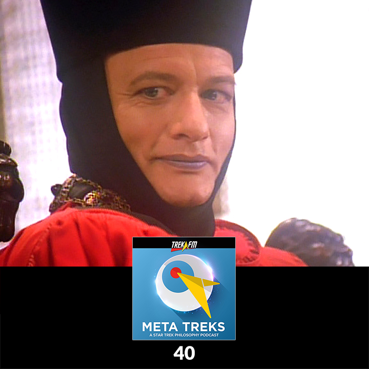 Meta Treks 40: The Trial Never Ends - TNG Season 7 - Essential Trek Philosophy.