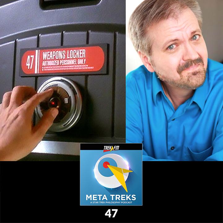 Meta Treks 47: Wackydoodle Paradigm Busting - Larry Nemecek.