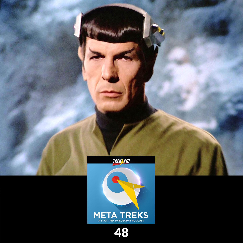 Meta Treks 48: Philosophical Zombie - The Original Series Season 3 - Essential Trek Philosophy