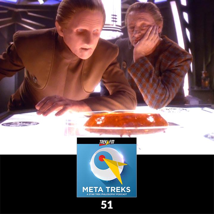 Meta Treks 51: Dr. Mora's Jello Mold - Scientific and Medical Ethics.