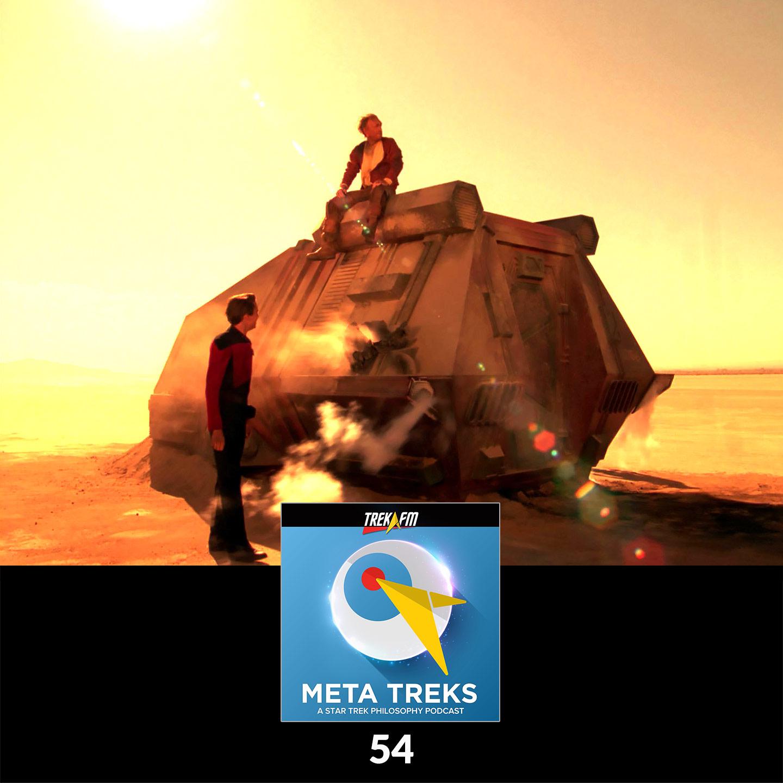 Meta Treks 54: The Nenebek Paradox - Paradoxes of Motion.
