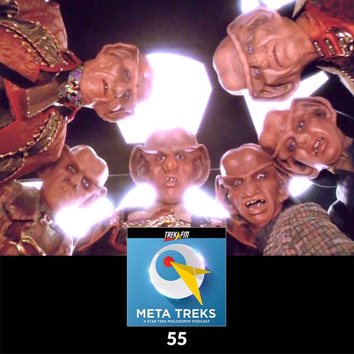 Meta Treks 55: Quark Speak and Spell - Ferengi Virtue Ethics.