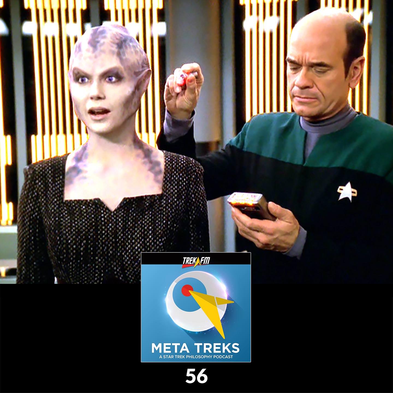 Meta Treks 56: Recycle, Reclaim, Reuse - Voyager Season 6 - Essential Trek Philosophy.