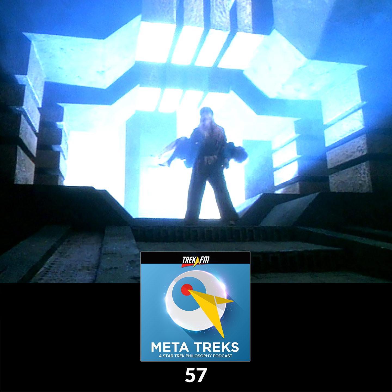 "Meta Treks 57: Spiritual Double Dare - ""Sacred Ground"" and Religious Explanations."