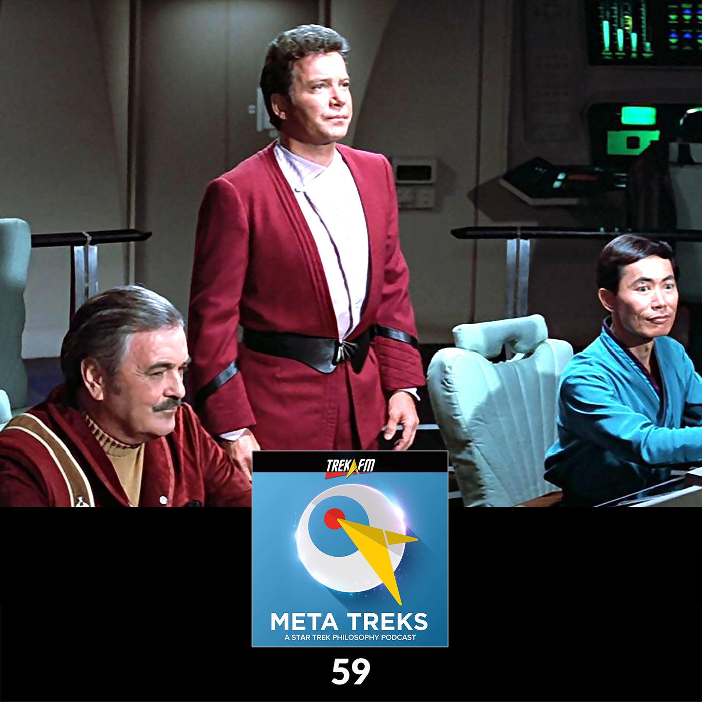 Meta Treks 59: Defying the Badmirals - Disobeying Orders.