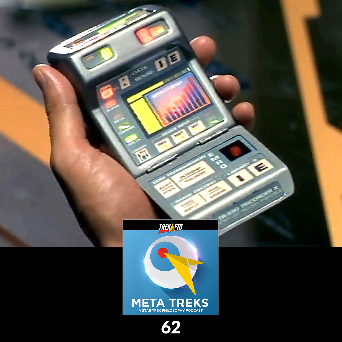 Meta Treks 62: Tricorder of Gyges - Cloaking Devices and the Ring of Gyges.
