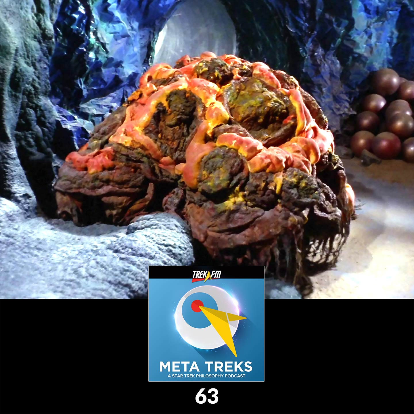 Meta Treks 63: Ugly Bags of Mostly Silicon - The Definition of Life.