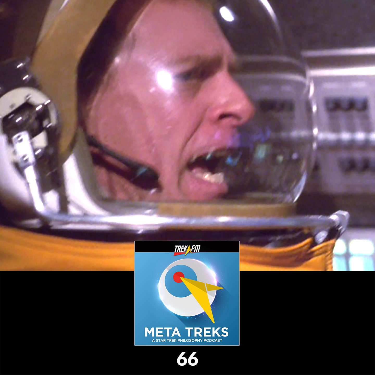 Meta Treks 66: Warp 13 with Hair on Fire - Exploration and Expanding Knowledge.