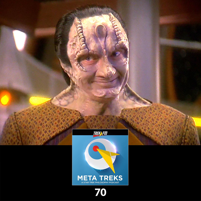 Meta Treks 70: The Clothes Make the Cardassian - Cardassian Virtue Ethics.