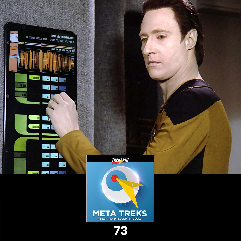 Meta Treks 73: Space Ham Radio - Pen Pals.