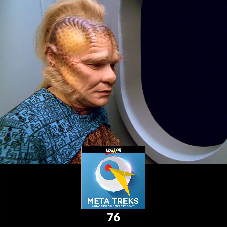 Meta Treks 76: Essential Ennui - Voyager Season 5 - Essential Trek Philosophy.