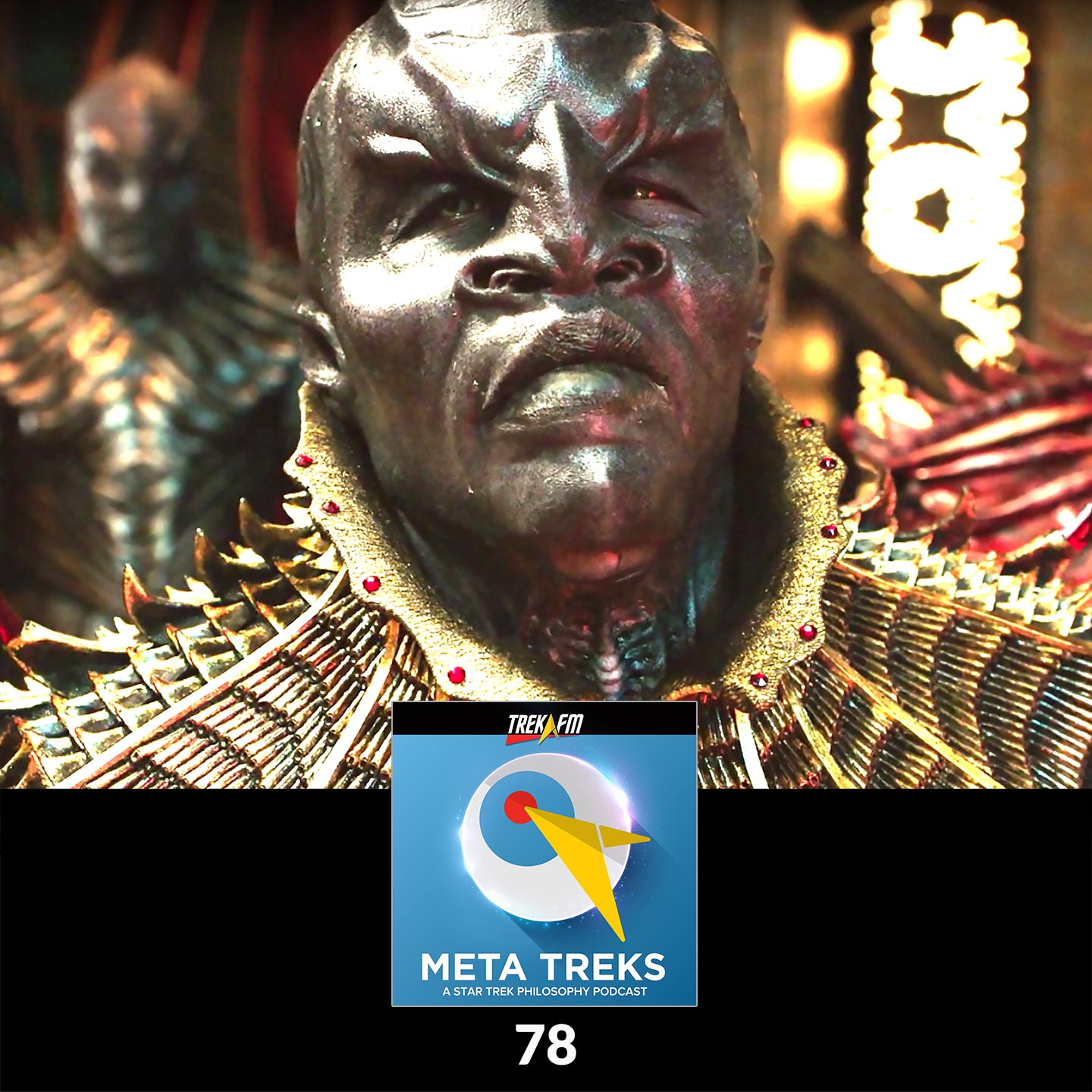 Meta Treks 78: How Do You Say 'Wall' in Klingon? - Philosophical Themes in Star Trek: Discovery, Episodes 1 and 2.