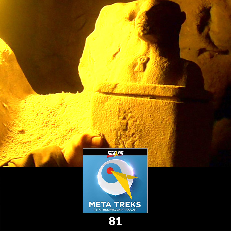 Meta Treks 81: Katric Six Pack - Vulcan Katras and the Mind-Body Problem.