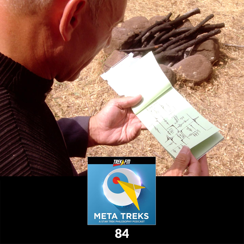 Meta Treks 84: Meta-Metaphoric - TNG Season 5 - Essential Trek Philosophy.