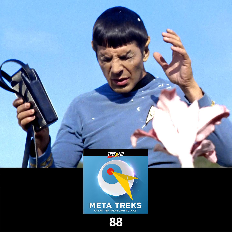 Meta Treks 88: Spock's Altered States of Consciousness - The Original Series Season 1 - Essential Trek Philosophy.