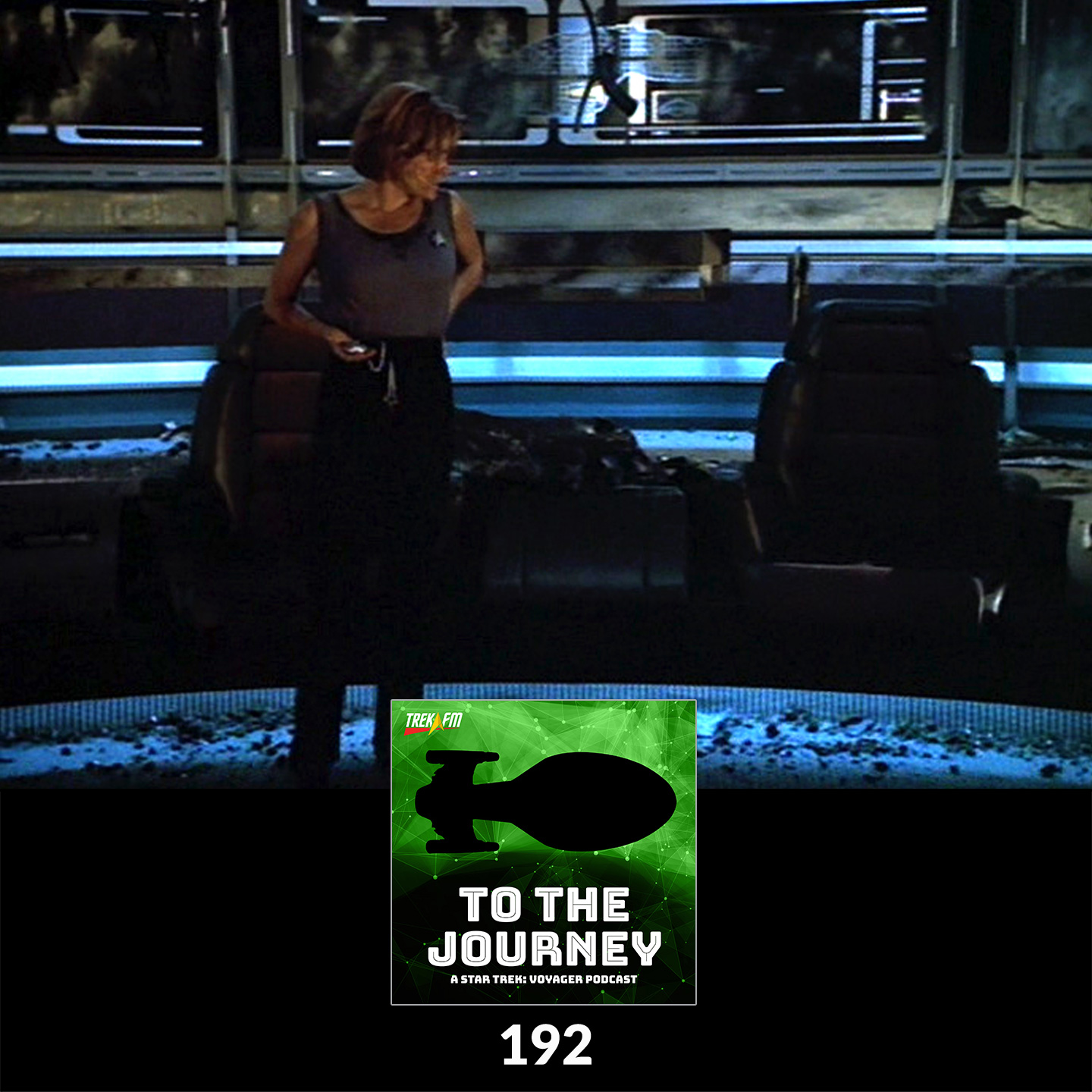 To The Journey 192: But It Never Really Happened - Voyager Continuity.