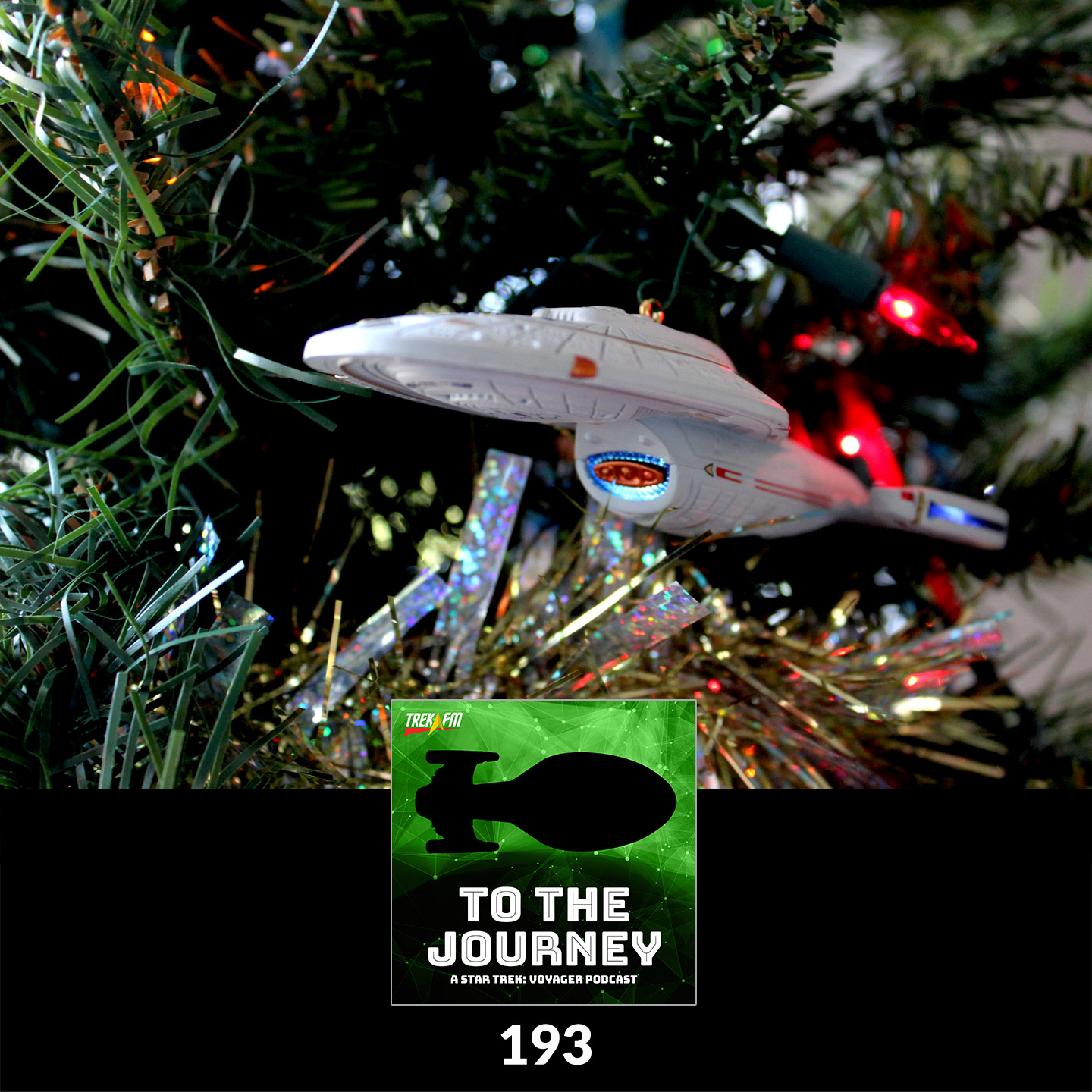 To The Journey 193: Holodecking the Halls - Prixin Wishlists.