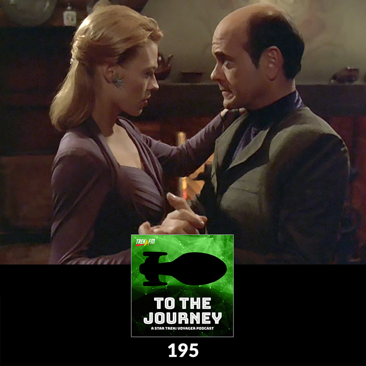 To The Journey 195: Without the Hot Pants - Top Five Doctor/Seven Moments.