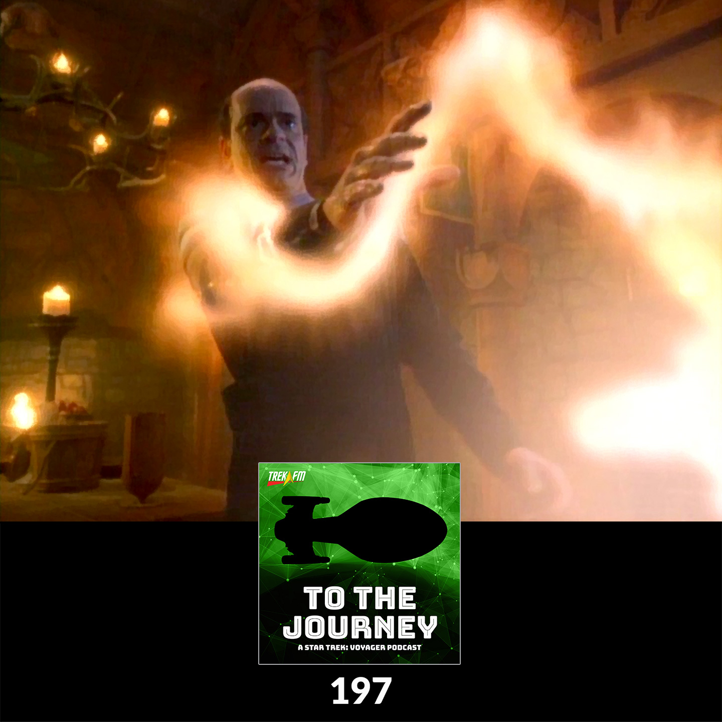 To The Journey 197: Frosty Grendel Farts - Heroes and Demons.