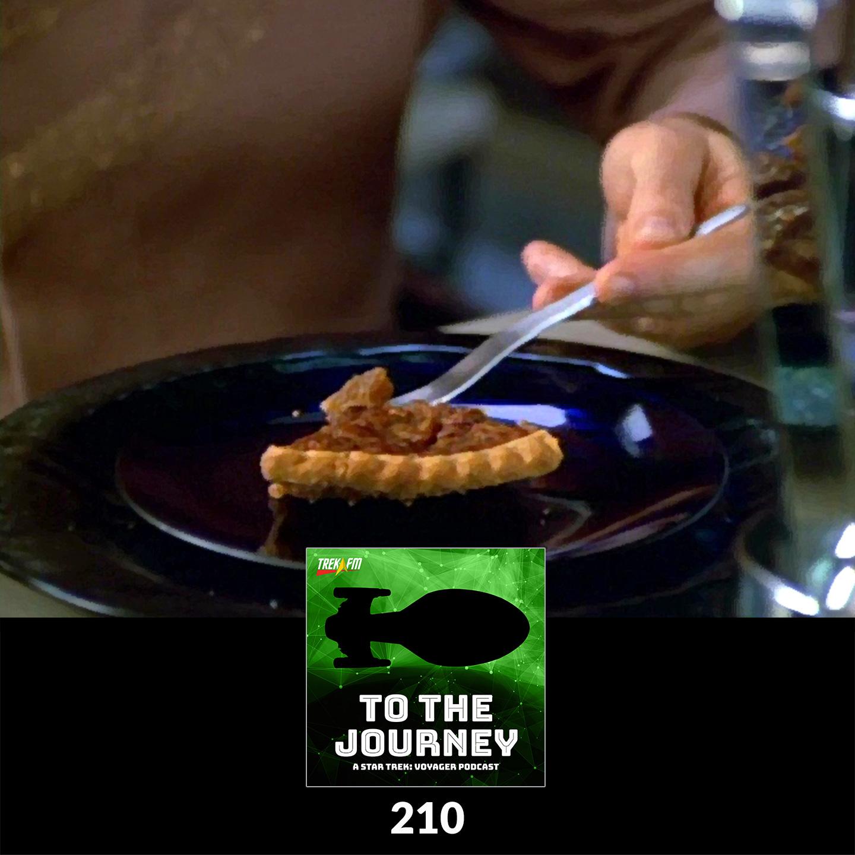 To The Journey 210: I Would Be Proud to Partake of Your Pecan Piiiiiiiieee - Prime Factors.