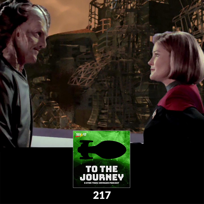 To The Journey 217: Vaadwaures Eunt Domus - Dragon's Teeth.