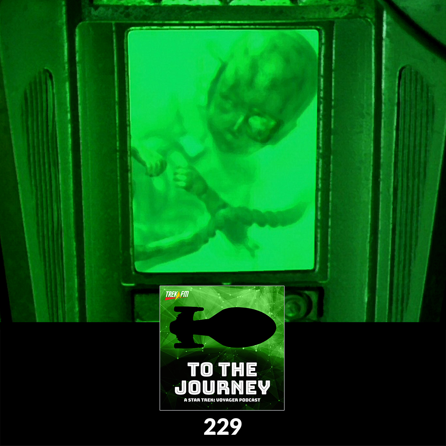 To The Journey 229: The Doctor Gave Me a Pill and I Grew a New Interplexing Beacon - Drone.