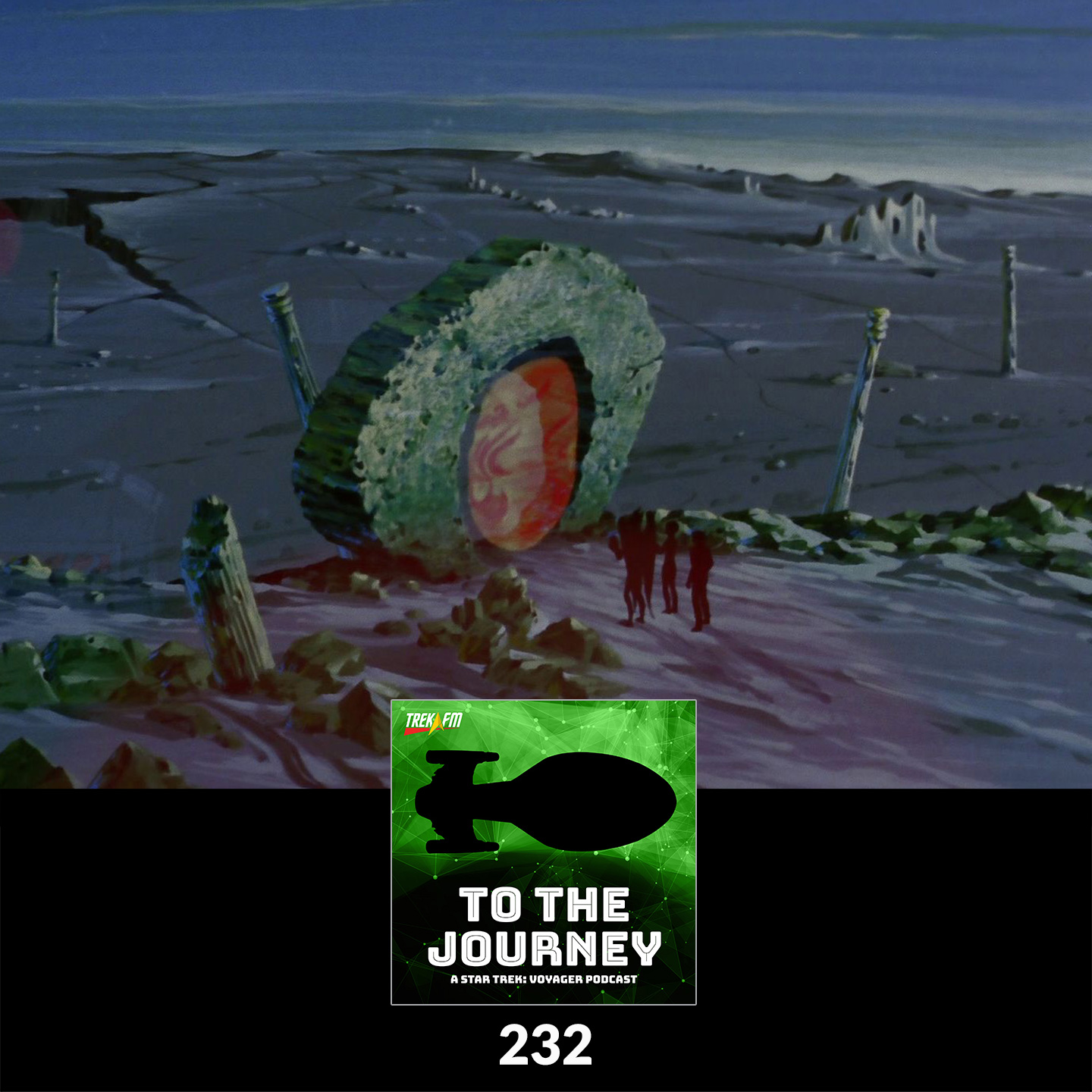 To The Journey 232: The Progenitors 3: Dennis Alexio Must Die! - The Conclusion.
