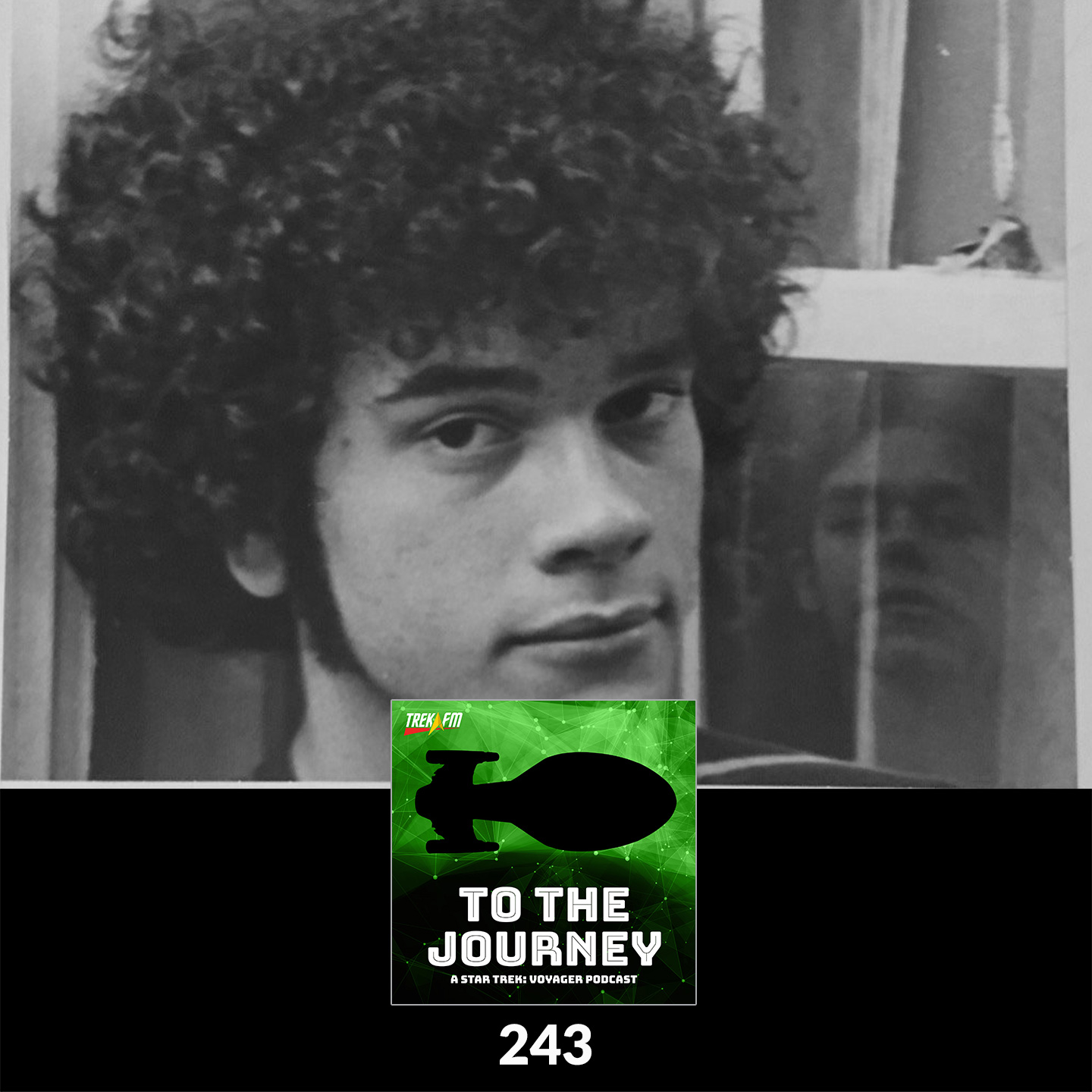 To The Journey 243: Julius 'The Doctor' Erving - Halfway Home.
