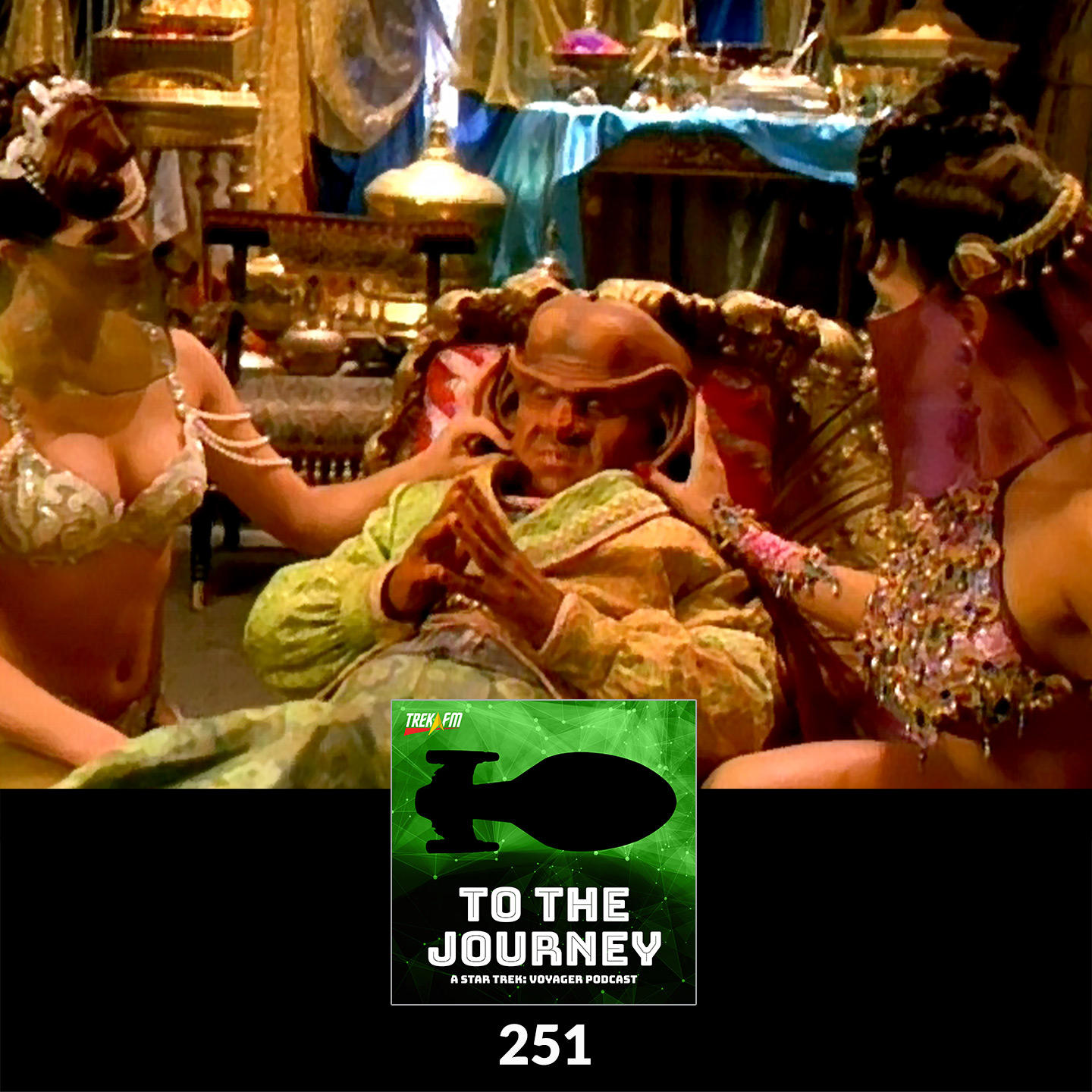 """To The Journey 251: It Pays to Be the Emissary - """"False Profits"""" Commentary."""