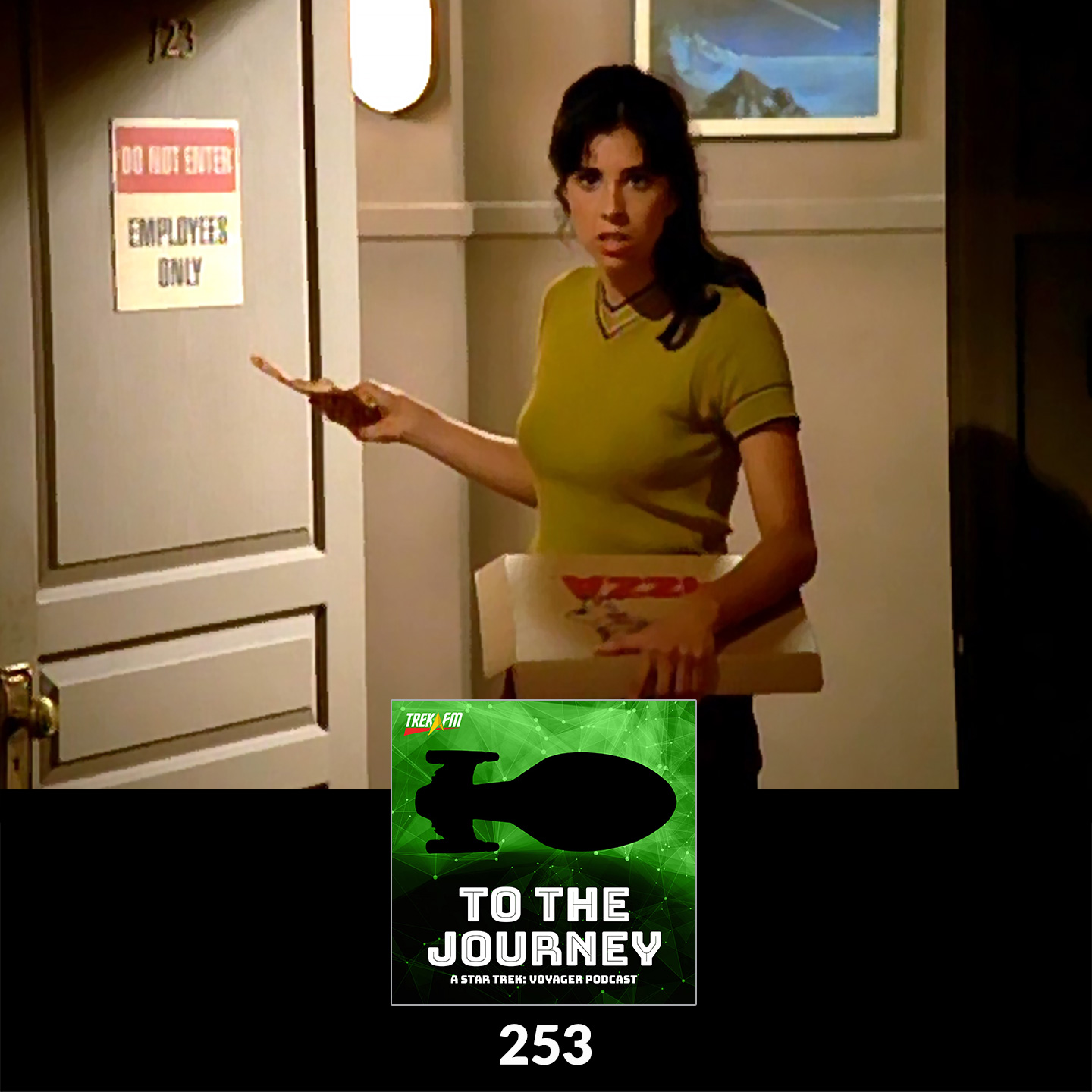 To The Journey 253: Retconning the 90s - Characters We Wanted More Of.