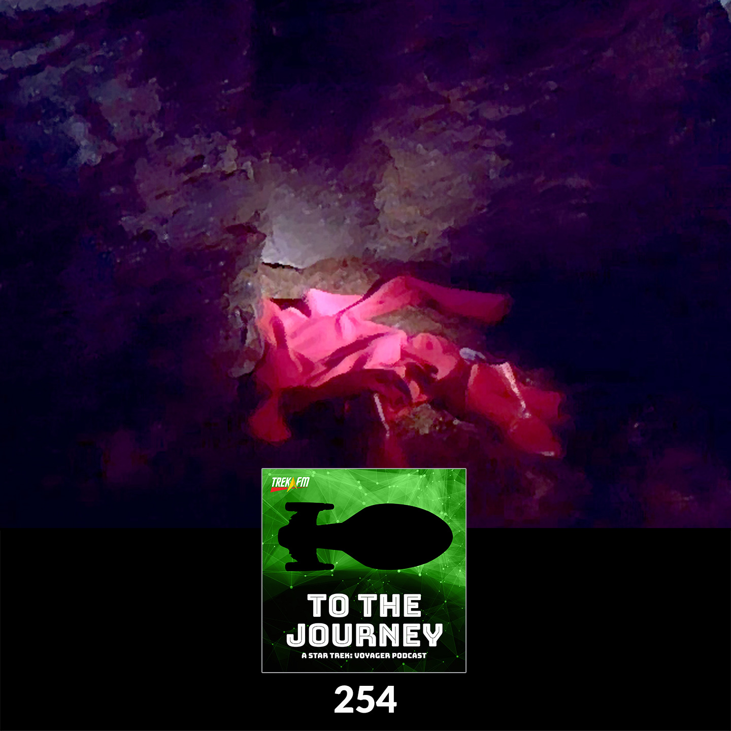 To The Journey 254: Left Behind - Innocence.