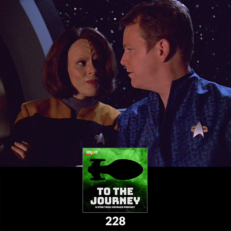 To The Journey 228: Don't Tase Me, B'Elanna! - Tom Paris and B'Elanna Torres Relationship Analysis.