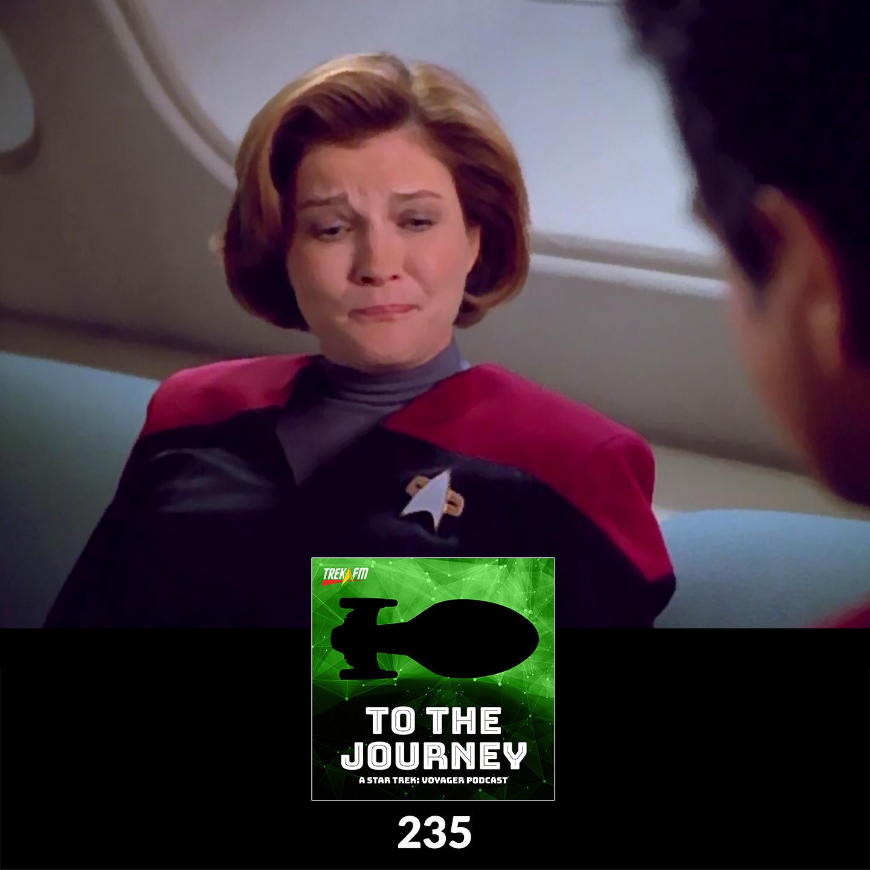 To The Journey 235: Neelix Interruptus - Desert Island Episodes - Voyager Season 4.