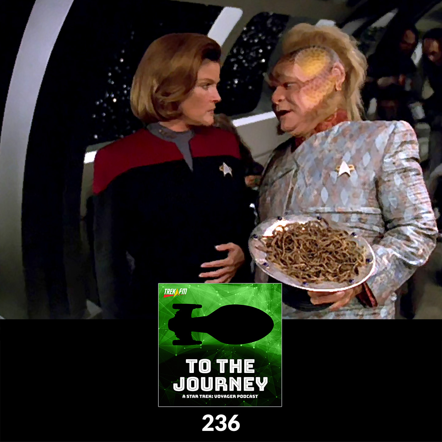 To The Journey 236: Carbonated Gagh - Prixmas Potluck.
