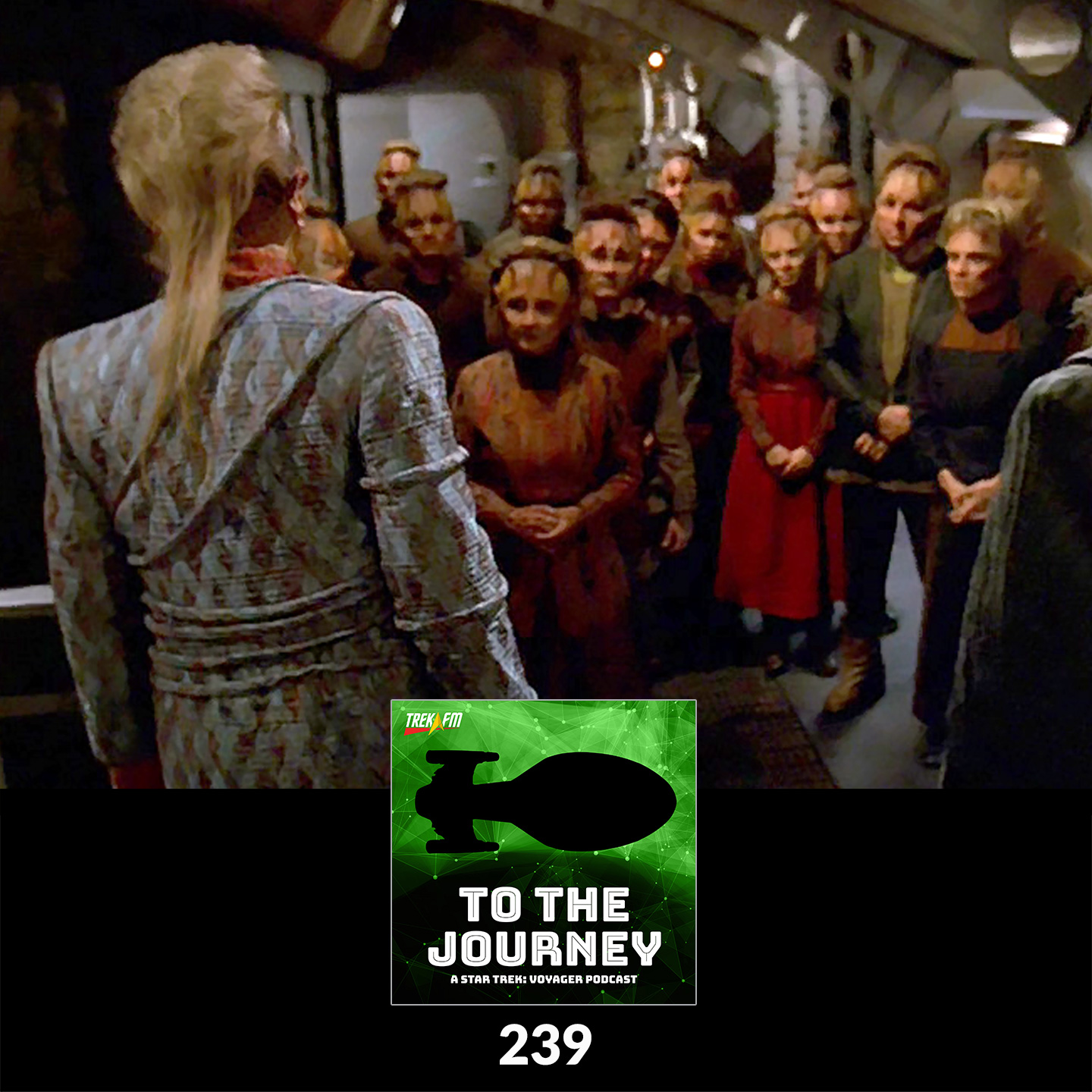To The Journey 239: Large Lung Donor Pool - Non-Doctor/Seven Episodes in Seasons Five through Seven.