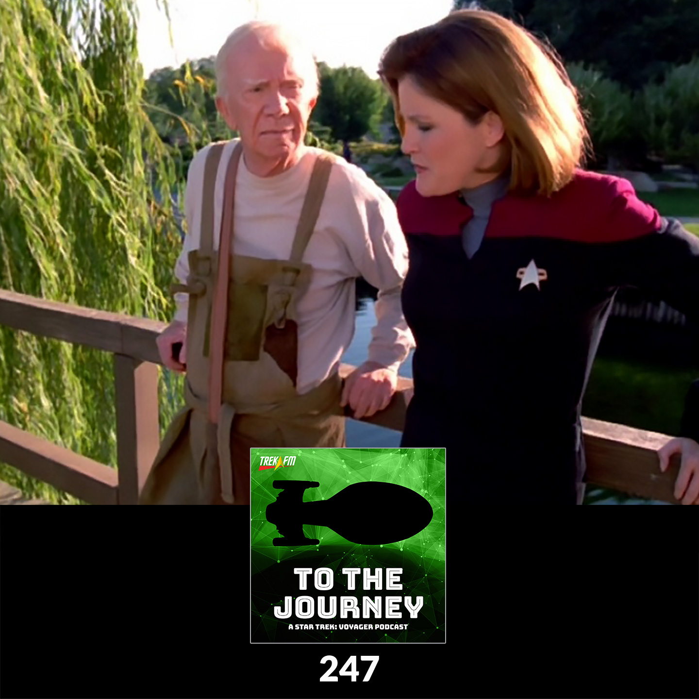 To The Journey 247: Boothby Is In - Doomed Voyager Relationships - Part 2.