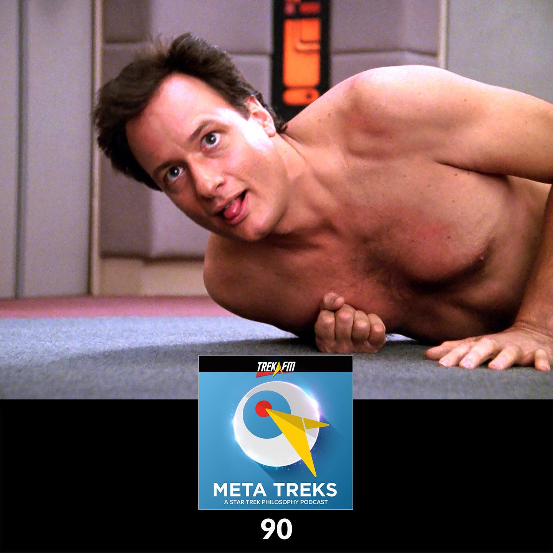 Meta Treks 90: ODD (Omniscience Deficit Disorder) - The Q Continuum