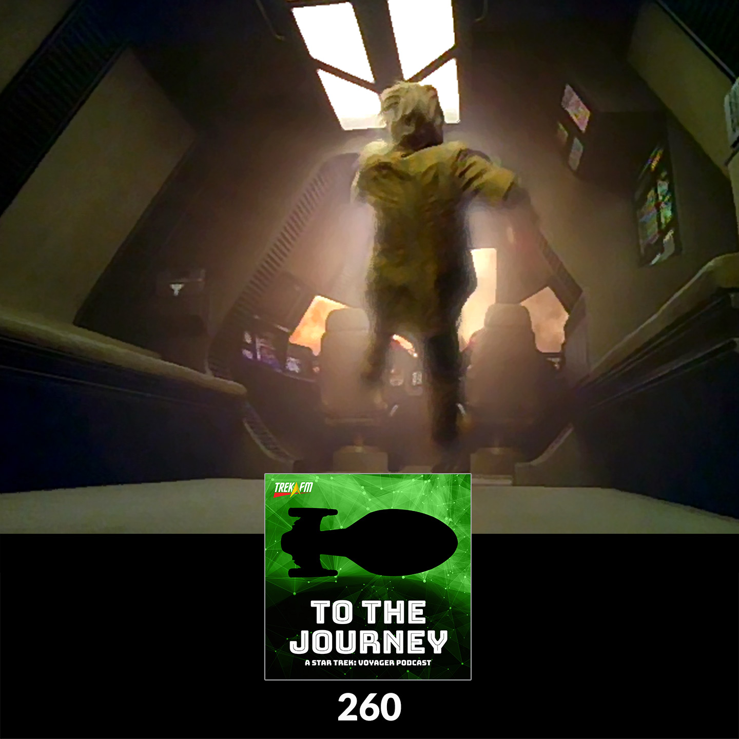 """To The Journey 260: Mostly Dead - """"Mortal Coil"""" Commentary."""