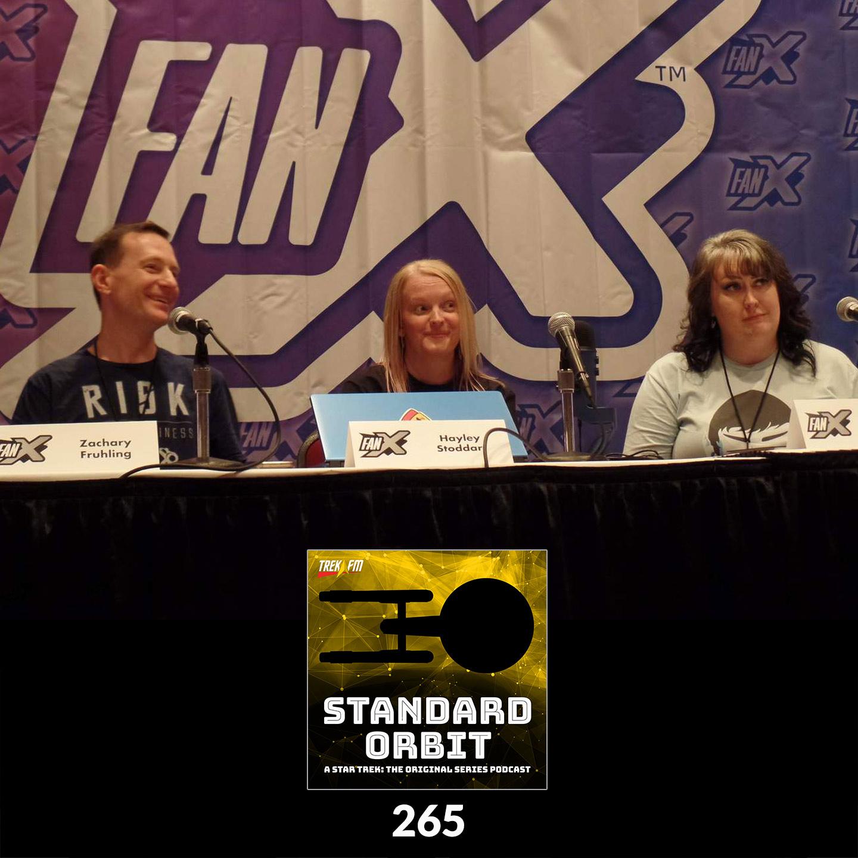 Standard Orbit 265: FanX Salt Lake Comic Convention 2019
