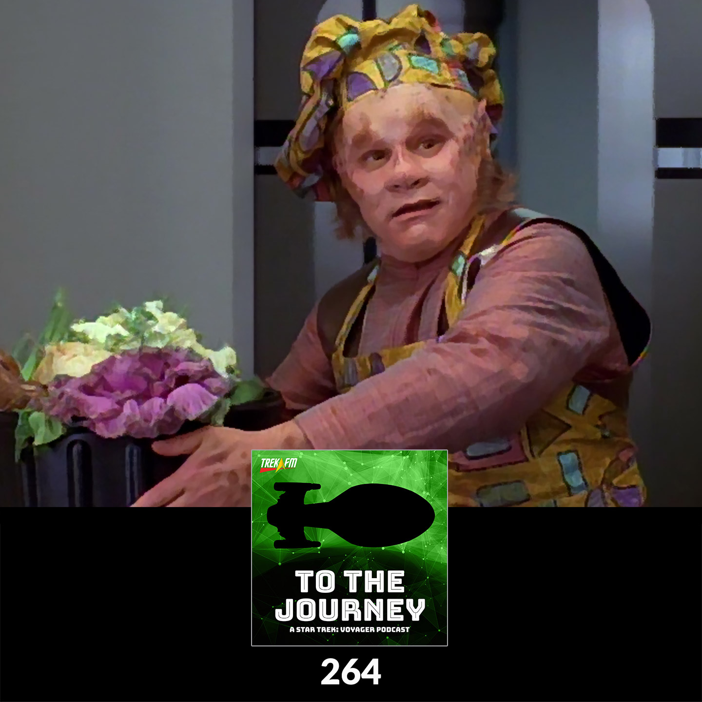 """To The Journey 264: Kale for Breakfast - """"The Cloud"""" Commentary."""
