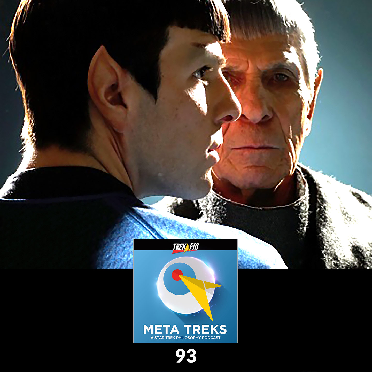 Meta Treks 93: In a Relevantly Similar Possible Universe, I Would Always Have Been Your Friend, Jim - Alternate Universes and Modal Realism.