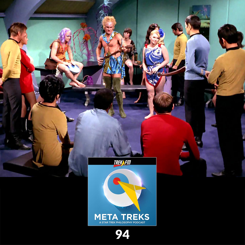 Meta Treks 94: Where Are the 24th-Century Space Hippies? - Utopianism in Star Trek.