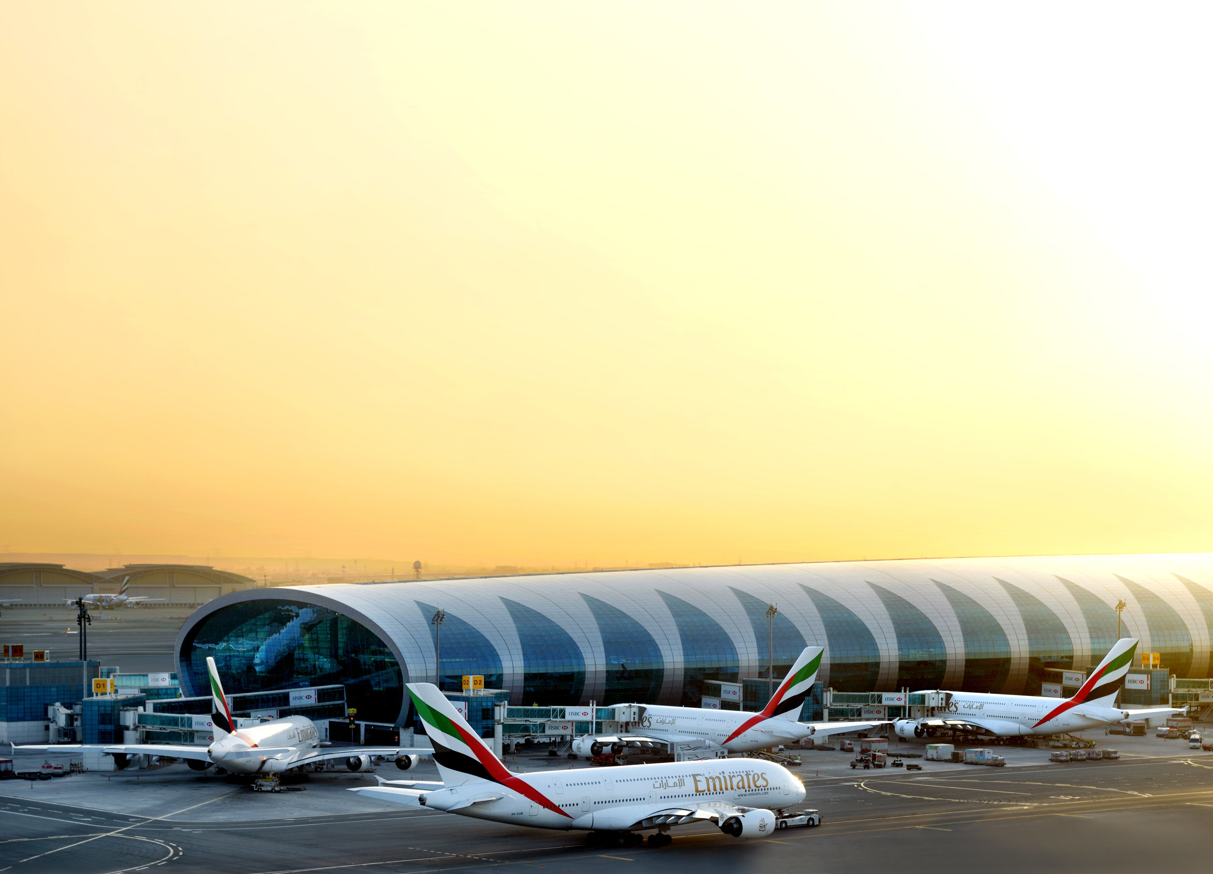 Emirate's Hub In Dubai