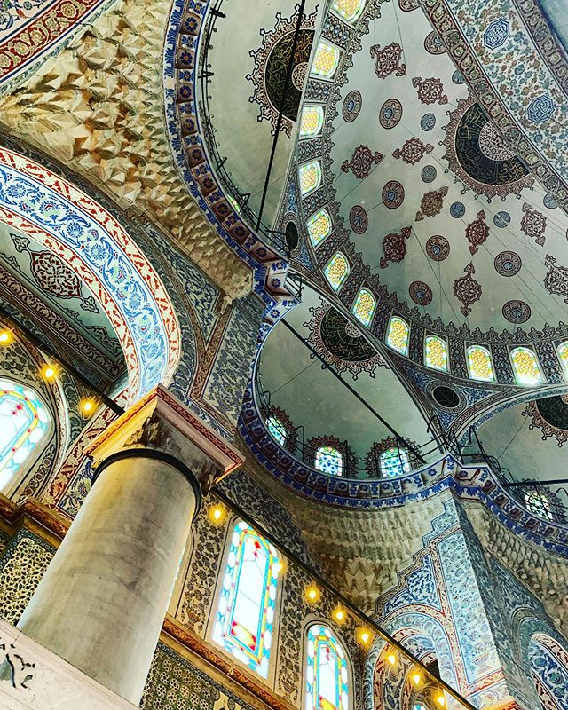 #bluemosque ❤️❤️❤️ #istanbul