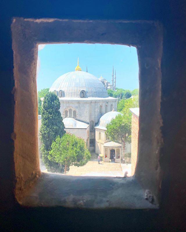 Views from #hagiasophia