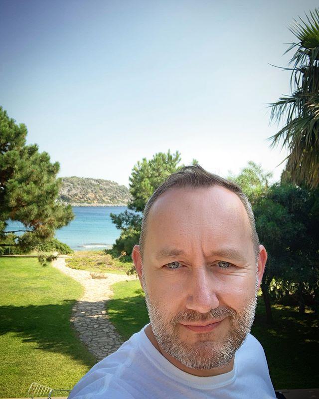 Soaking up all the Turkish #sunshine 🌞🇹🇷